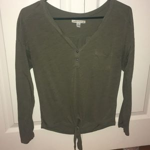 American Eagle long sleeve top.
